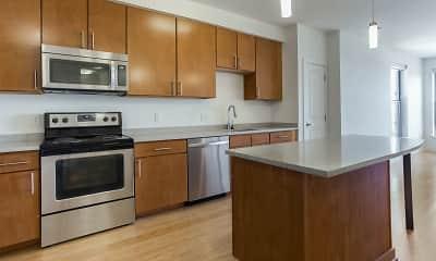 Kitchen, 2201 Pershing, 2
