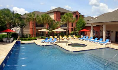 Pool, Turnberry Place at Bluebonnet, 1