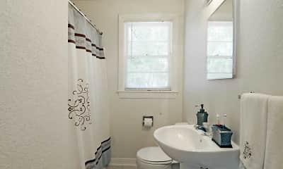 Bathroom, St. John's Landing, 2