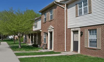 Building, Crossgates Apartments, 0
