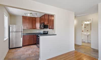 Kitchen, Emerson Flats, 2
