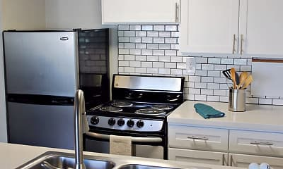 Kitchen, 400 Maynard, 0