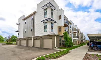 Building, Five Points Apartments, 1