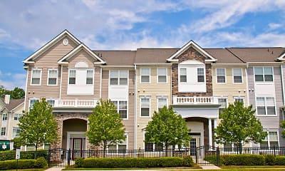 Building, Broadlands Apartments, 0