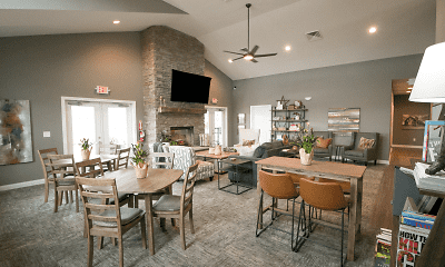 Dining Room, The Residences at Browns Farm, 2