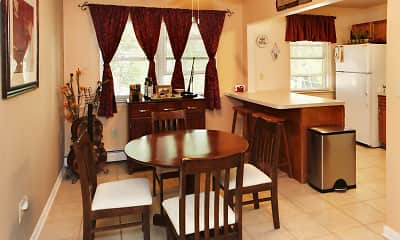 Dining Room, Center Grove Village, 0