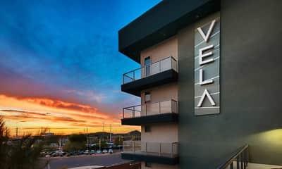 Building, VELA at Town Lake, 2