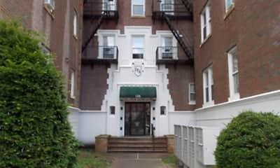 Building, DeHart Apartments, 0