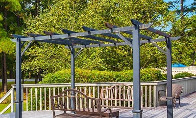 Patio / Deck, Kessler Point, 2