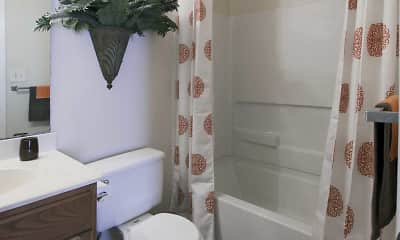 Bathroom, Riverwalk Vista, 2