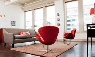 Living Room, 100 South, 2