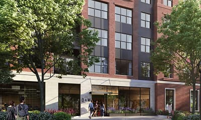 Building, Olive & Wooster, 1