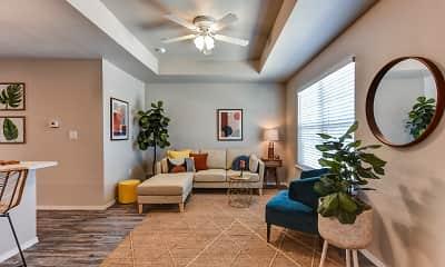 Living Room, Apex Villas Apartments, 0