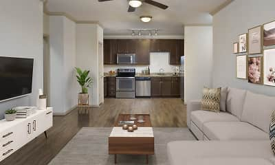 Living Room, Camden Waterford Lakes, 0
