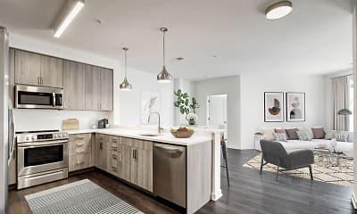 Kitchen, Juniper, 2