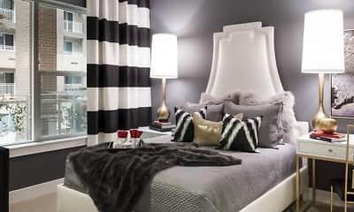 Bedroom, Arpeggio at Victory Park, 1