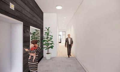 22 Light Apartments, 1