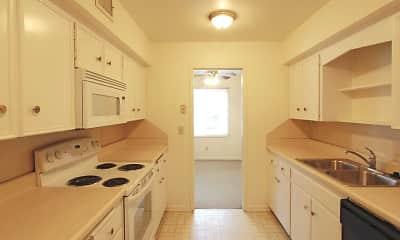 Kitchen, Heritage Apartments, 0