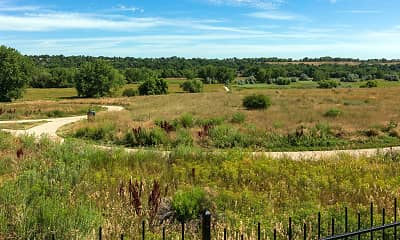view of local wilderness, Windsor Townhomes and Apartments, 2