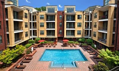 Pool, Cielo Apartments, 0