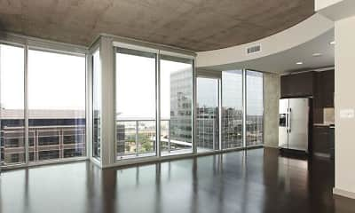 Living Room, 75201 Luxury Properties, 1