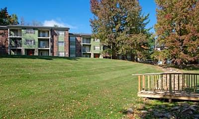 Building, Miller Crest Apartments, 2