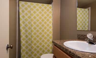 Bathroom, Williamsburg Village Apartments, 2