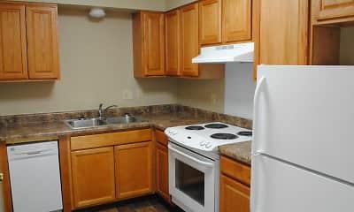 Kitchen, Wesley Graceland Gardens, 1