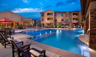 Pool, Encantada Riverside Crossing, 0
