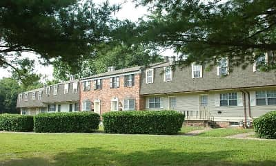 Building, Walden Circle Townhouses, 0