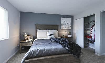 Bedroom, Compass Pointe, 1