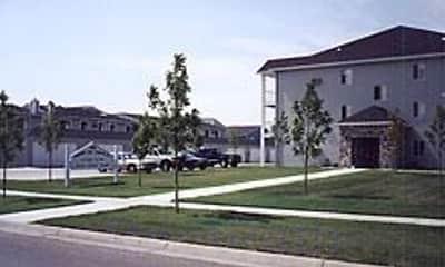 Building, Brandy Hill Center Apartments, 0