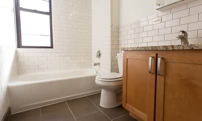 Bathroom, 5401-5409 S. Cottage Grove Avenue, 2