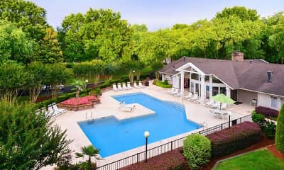 Pool, Ascent Pineville, 1