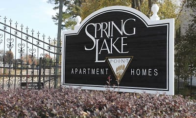Community Signage, Spring Lake Point, 2