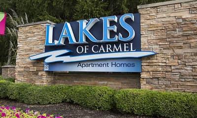 Community Signage, Lakes Of Carmel, 0