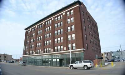 Building, The Lofts at Lea Center, 0