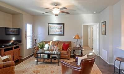 Living Room, Boulder Bay, 1