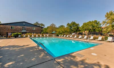 Pool, Westmore Apartments, 1