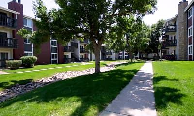 Building, Oak Ridge Apartments, 2
