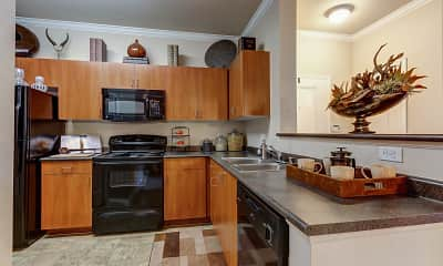 Kitchen, Wyngate at Sycamore Farms, 1