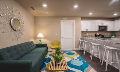 Living Room, Sterling Landings, 1