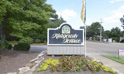 Community Signage, Ridgeway Terrace, 2