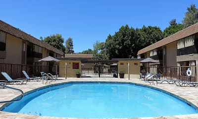 Pool, Oasis at Scottsdale, 1