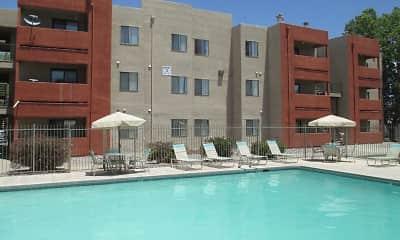 Pool, Mesa Ridge, 1