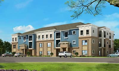 Rendering, Emli at Liberty Crossing Apartments, 0
