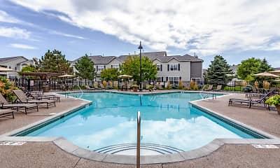 Pool, Grand Reserve, 2