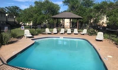Pool, Brazos Point, 2