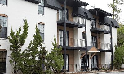 Building, Park Terrace Apartments, 0
