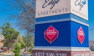 Community Signage, Watersedge, 0